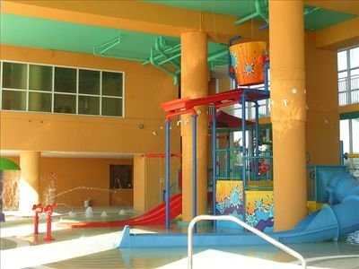 Childrens' Waterpark at Splash