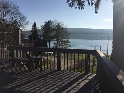 Pine Haven: A Beautiful, Year Round Retreat On Honeoye Lake