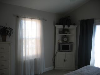master suite/w walkin closet and mb - Beach Haven townhome vacation rental photo