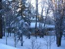 Winter in Pinetop - Pinetop cabin vacation rental photo