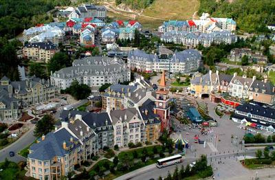 Tremblant has earned awards from both SKI magazine and Trip Advisor