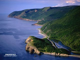 Cheticamp house photo - World famous Cabot Trail... yours to discover (15 minutes away).