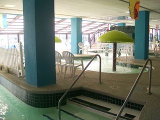 Landmark Resort condo photo - The kids will love the pools and lazy rivers.