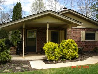 Asheville cottage photo - ~Front view~