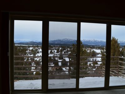View from master during winter.
