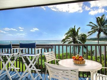 Wailua condo rental - View From Your Lanai