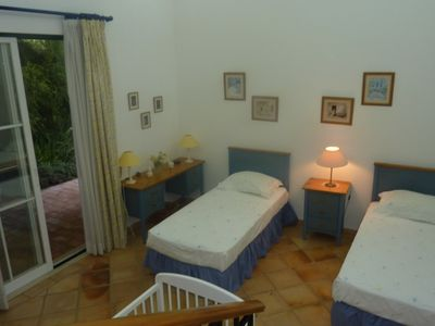 Quinta do Lago villa rental - Twin room