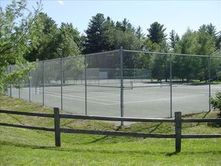 North Woodstock condo photo - Tennis anyone?