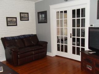 Gettysburg house photo - Enjoy family time in the family room watching tv or one of the dvds provided.