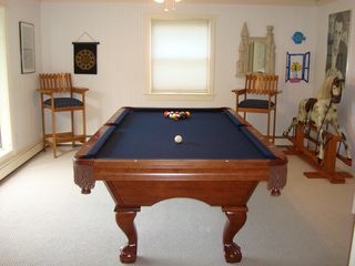 Bay Head house photo - Billiard Room