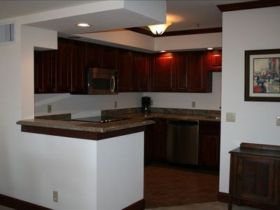 St. Augustine condo rental - Kitchen