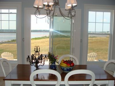 More gorgeous sea views while you enjoy breakfast or supper.