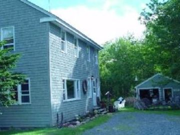 Bar Harbor cottage rental - Large parking area