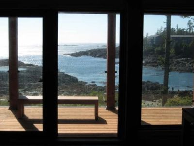 Ucluelet townhome rental - The Pacific Ocean at your doorstep