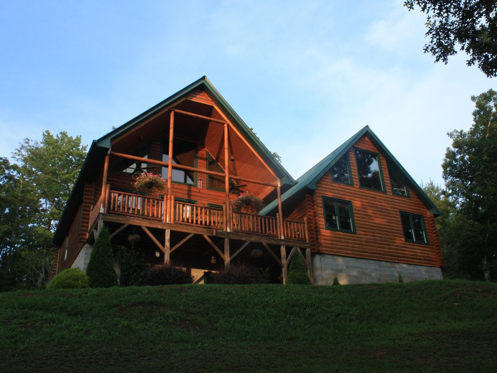 Franklin cabin rental special rates for remaining for Smoky mountain cabin specials