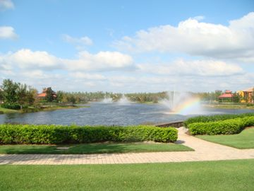One of Many Lakes on Paseo's Grounds