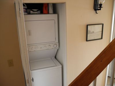 Bristol condo rental - Washer and Dryer