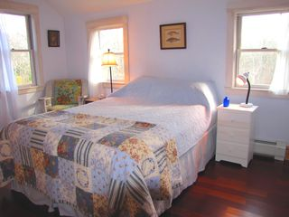 West Tisbury house photo - Bedroom 2nd floor-Queen bed