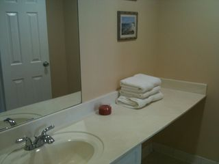 Hollywood Beach condo photo - Master bath
