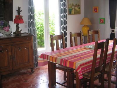 House, 90 square meters, close to the beach