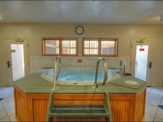 Breckenridge condo photo - Indoor Hot Tub, Steam Room, and Sauna On-Site