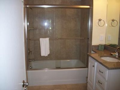 All bathrooms renovated with granite countertops