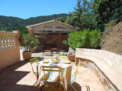 Gulf of Saint-Tropez: Rayol Canadel charming apartment 2 *.