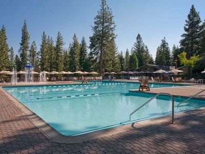 Northstar condo rental - Pool at Recreation Center