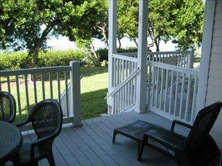 Duck Key villa photo - Back porch
