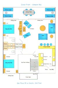 Sea Place's Floor Plan