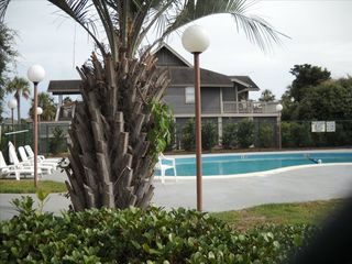 Isle of Palms house photo - View of Communtiy Swimming Pool