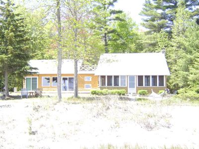 Harrisville house rental