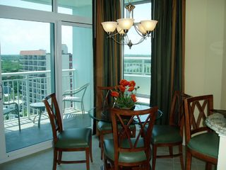 Horizon condo photo - Enjoy the view while dining in this Penthouse