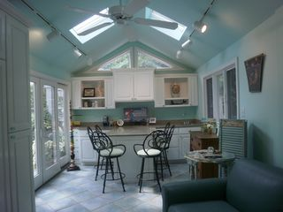 Virginia Beach house photo - Breakfast area adjoining kitchen