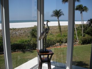 Gulfview Club condo photo - Live ON the beach!