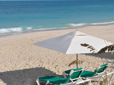image for Directly on Beach, 2 BR Luxury Villa - Heart of Grace Bay - Grandview Resort