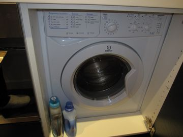 Washer/dryer for your convenience