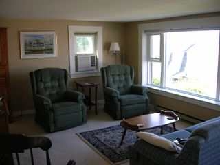 Ogunquit condo photo - Your view while vacationing at this Perkins Cove Inn Condominium.