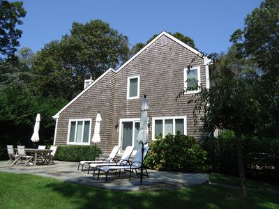 Charming contemporary saltbox house in east hampton for East hampton vacation rentals
