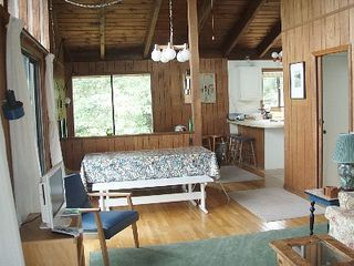 Chilmark house photo - Dining area: