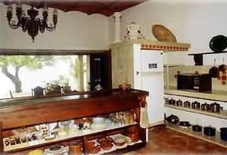 Sayulita house photo - Even the fully equipped kitchen has a broad ocean view.