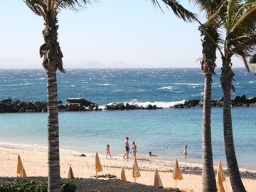 Playa Blanca bungalow rental - Playa Flamingo Beach