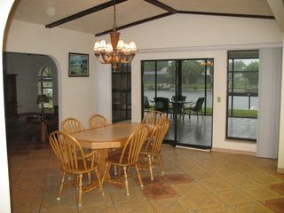 Cape Coral house photo - Dining Area
