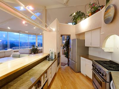 Aspen house rental - ..and wrap around views as well.
