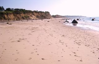 Chilmark house photo - Squibnocket town beach is three minutes away