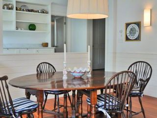 Edgartown house photo - Kitchen Opens To Dining Area for Easy Entertaining