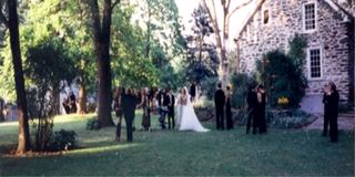 New Paltz cottage photo - Wedding on the Lawn