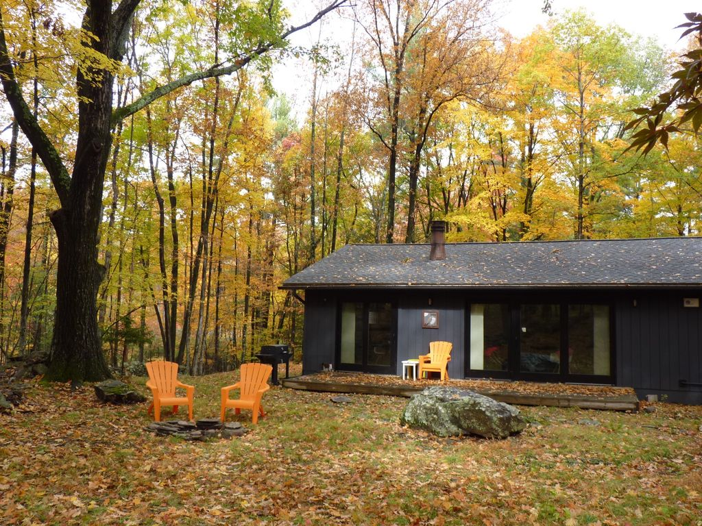 Modern House In The Woods Zion Star