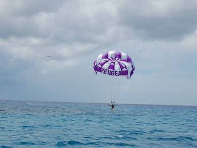 Parasail in Palm Beach!