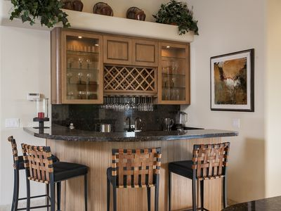 Fountain Hills house rental - Wine bar